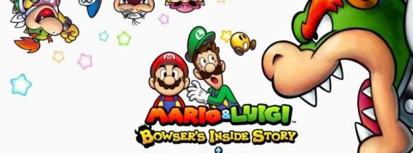Mario & Luigi: Bowser's Inside Story + Bowser Jr.'s Journey – Story Trailer