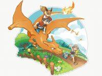 Pokémon let's go Eevee / Pikachu