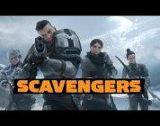 Scavengers is een post-apocalyptische PvPvE shooter