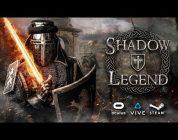 Middeleeuwse kruistocht vol magie in Shadow Legend VR