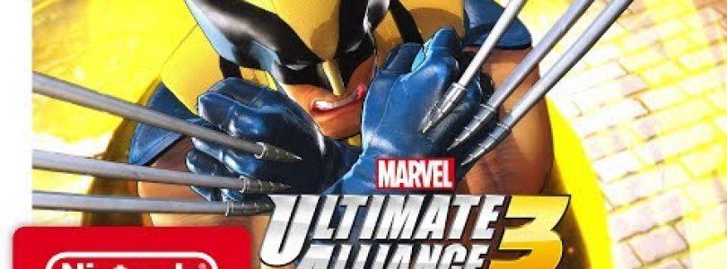 Marvel Ultimate Alliance 3 aangekondigd, exclusief voor Nintendo Switch