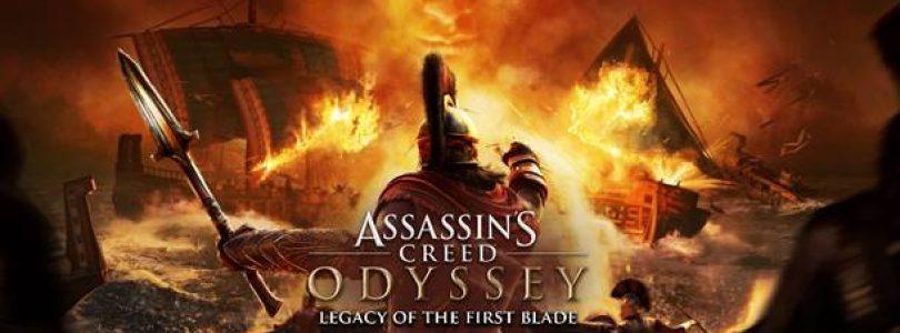 Tweede episode Assassin's Creed Odyssey 'Legacy of the First Blade' nu beschikbaar