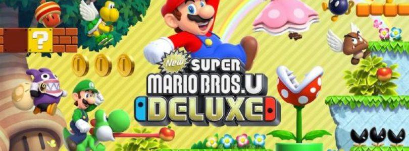 Beleef geweldige platformavonturen met Mario en Luigi in New Super Mario Bros. U Deluxe – Trailer
