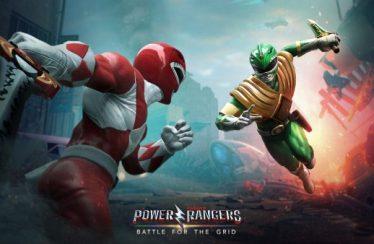Nieuwe Power Rangers game toont eerste gameplay