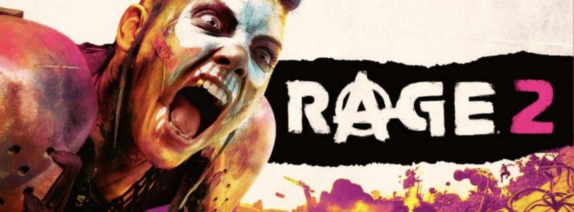 Rage 2 dropt alvast launch trailer