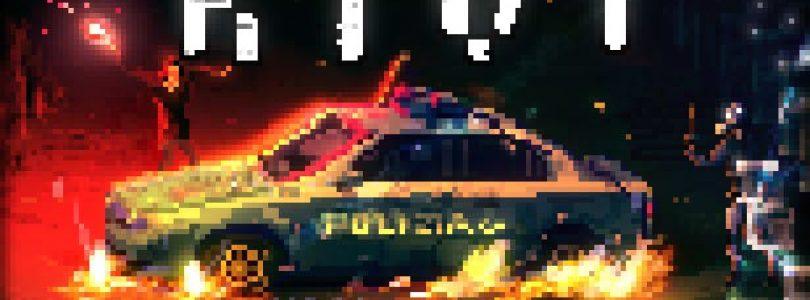 Binnenkort rellen in pixelart met RIOT: Civil Unrest