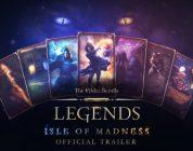 Isle of Madness uitbreiding nu beschikbaar voor The Elder Scrolls: Legends