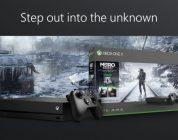 Start je reis naar het onbekende met de Xbox One X Metro Saga-bundel