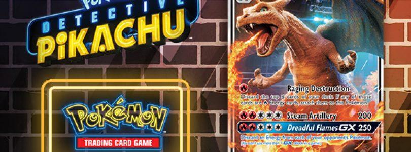 Kaarten van Pokémon Detective Pikachu uitgebracht