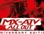 MX vs ATV All Out Anniversary Edition verschijnt 12 maart