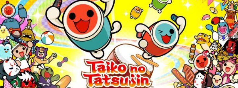 Nieuwe DLC aangekondigd voor Taiko no Tatsujin: Drum 'n' Fun