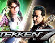 Nieuwe Tekken 7 trailer laat Julia Chang en Negan gameplay zien