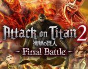 A.O.T. 2: Final Battle aangekondigd -Trailer