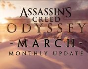 Assassin's Creed Odyssey – March Monthly Update