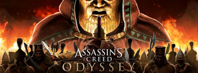 Derde en laatste episode Assassin's Creed Odyssey 'Legacy of the First Blade' nu beschikbaar