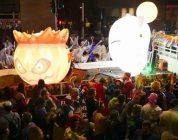 Float met Final Fantasy XIV Online-thema onthuld tijdens Sydney Gay & Lesbian Mardi Gras Parade