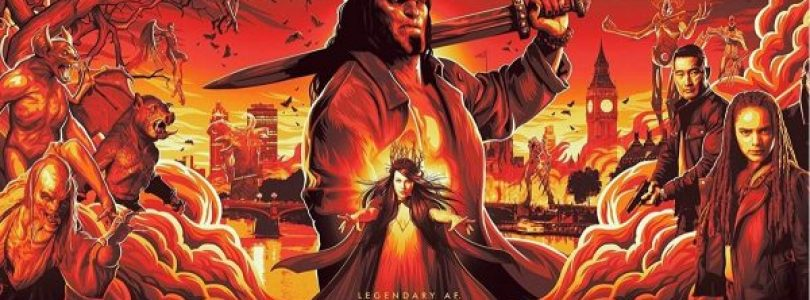 Hellboy is terug, vuriger dan ooit! – Film trailer