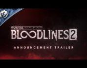 Vampire: The Masquerade – Bloodlines 2 aangekondigd