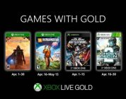 Nieuwe Games with Gold – releases voor april 2019