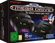 SEGA Mega Drive Mini verschijnt wat later