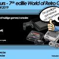 Retro game beurs Stevoort – 28 april 2019