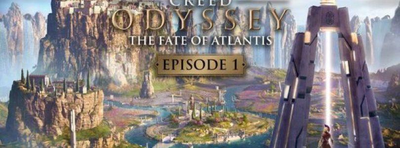 Assassin's Creed Odyssey The Fate of Atlantis:  Fields of Elysium nu beschikbaar