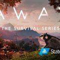 In AWAY: The Survival Series speel je een suikereekhoorn