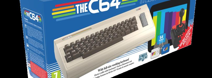 THEC64 Releasedatum bekend gemaakt