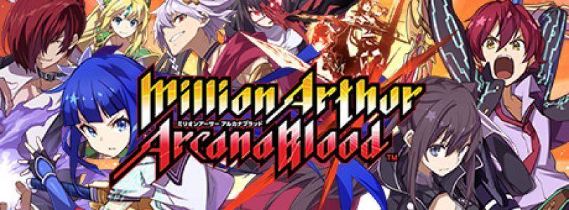 Over-the-top 2D-fighter Million Arthur: Arcana Blood nu verkrijgbaar