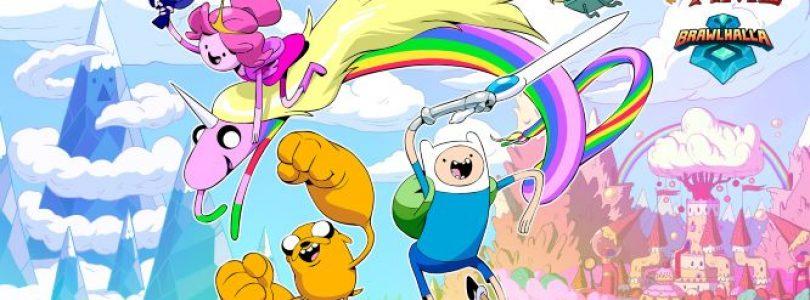 Cartoon Network's Adventure Time helden komen naar Brawlhalla