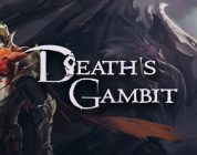 Fysieke editie Death's Gambit nu beschikbaar voor de PlayStation 4