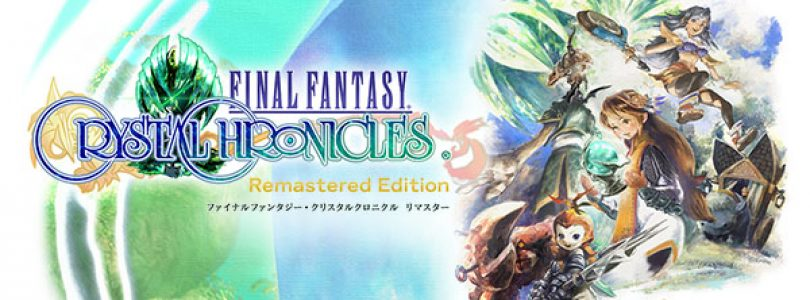 Final Fantasy: Crystal Chronicles Remastered verschijnt in januari 2020