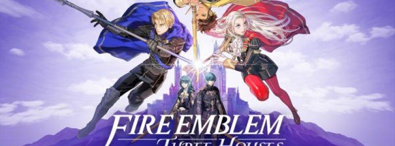Nieuwe trailer voor Fire Emblem: Three Houses in aanloop naar release