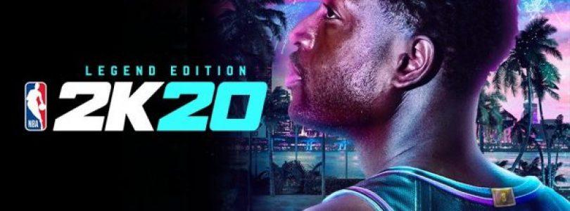 NBA 2K20 vanaf vandaag beschikbaar