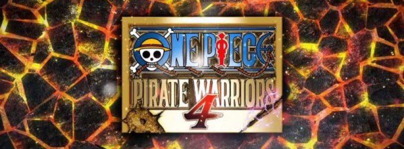 Verse trailer voor One Piece: Pirate Warriors 4