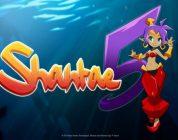 Shantae 5 toont openingsfilmpje