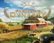 Het boerenbestaan in Farmer's Dynasty
