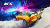 Racen overdag en 's nachts in Need for Speed Heat