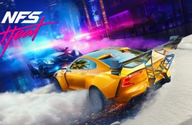 Racen overdag en 's nachts in Need for Speed Heat