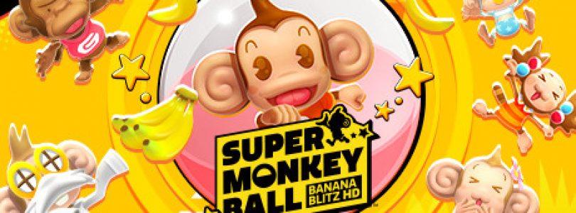 Sonic The Hedgehog rolt naar Super Monkey Ball: Banana Blitz HD