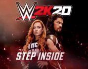 Vrouwen aan de top in WWE 2K20