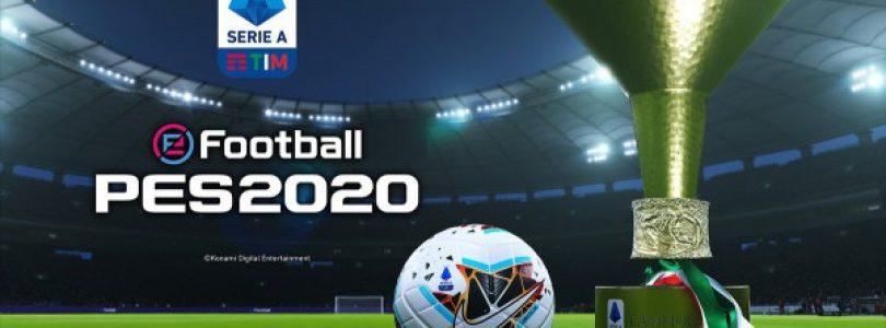 PES 2020 stelt nieuwe Master League voor