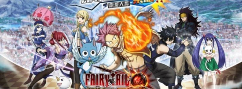 Koei Tecmo onthult Fairy Tail