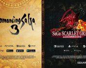 Releasedata voor Romancing Saga 3 en Saga: Scarlet Grace
