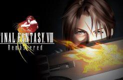 Final Fantasy VIII Remastered (Switch)