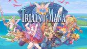 Een charmante dief en een vastberaden prinses schitteren in nieuwe trailer voor Trials of Mana
