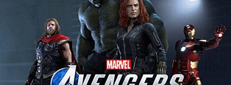 Marvel's Avengers-stream onthult details over komende bèta en Fortnite-cross-promotion