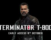 Nieuwe Mortal Kombat 11-trailer onthult Terminator T-800 als speelbaar personage