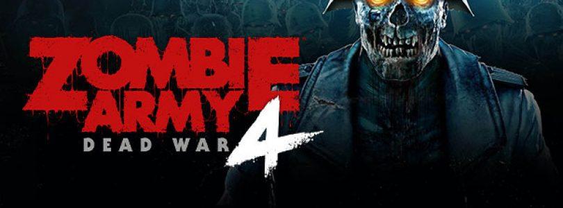 Zombie Army 4: Dead War verschijnt op 4 februari