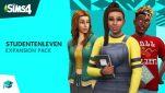 De lessen zijn begonnen met De Sims 4 Studentenleven, nu verkrijgbaar